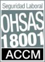 Seguridad laboral OHSAS18001