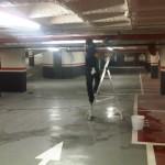 Limpieza y mantenimiento de parkings y garajes de comunidades de vecinos