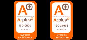 certificaciones iso Serlingo