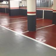 Limpieza y tratamiento de suelos de parkings y garajes