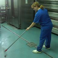 limpieza de suelos y de superficies