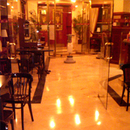 Limpieza de bares y restaurantes