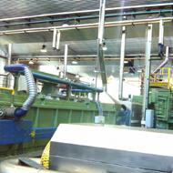 Serlingo, especialistas en limpieza de maquinaria industrial en Madrid