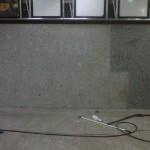 Limpieza de paredes de marmol