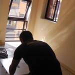 limpieza y montaje de aire acondicionado