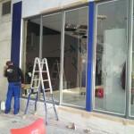 Limpieza de cristales de fachadas y alturas