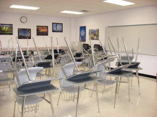 limpieza colegios madrid