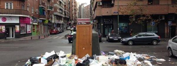 Las-calles-de-Madrid-sucias