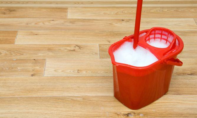limpieza para cada tipo de suelo