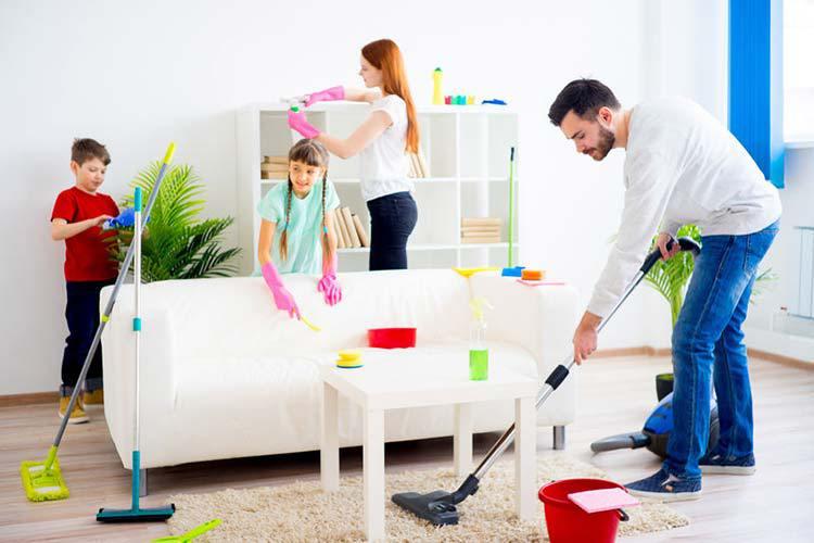 preparar tu casa antes de marcharte de vacaciones